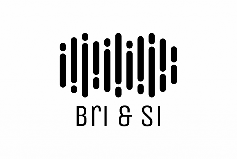 A Logo For Bri & Si